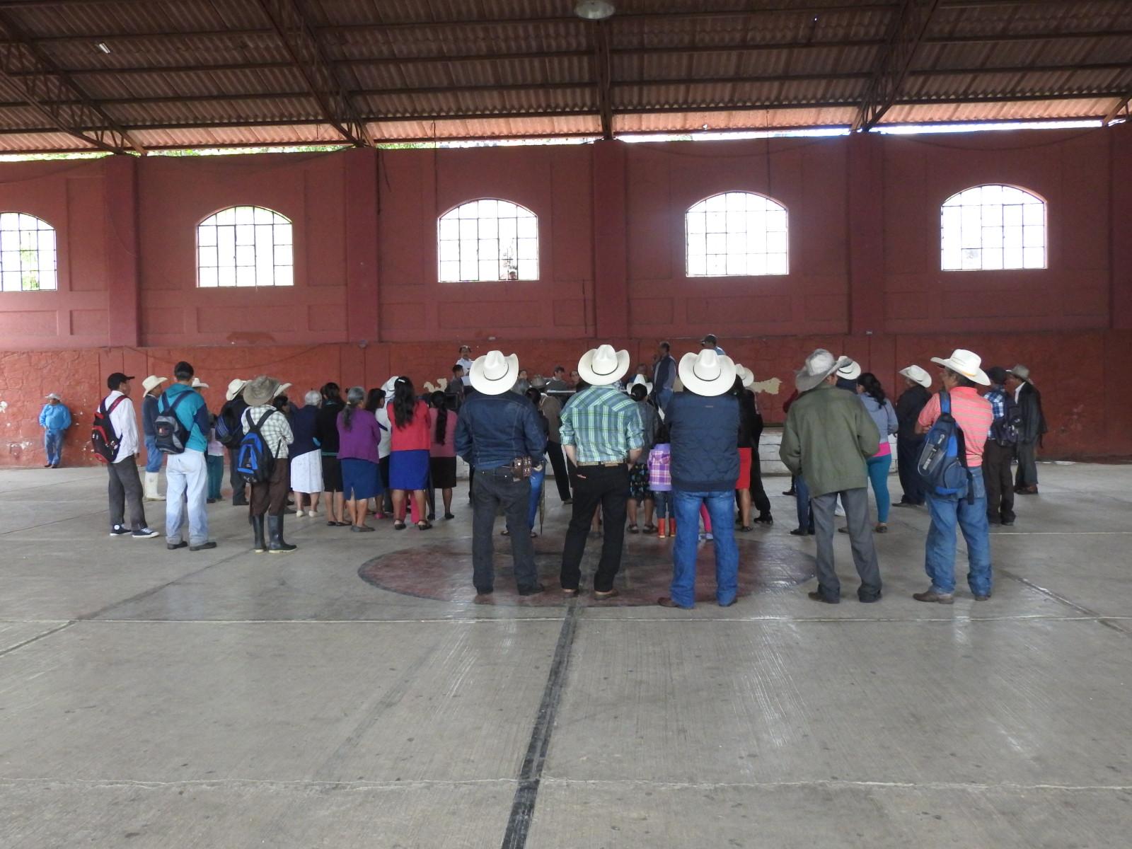 Se oponen en Tlapacoya a Hidroeléctrica Puebla 1